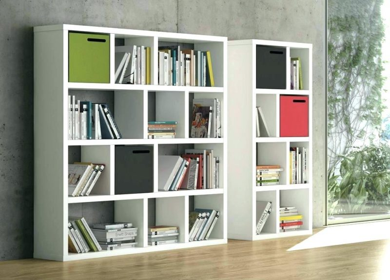 bookshelf décor ideas that looks good for home office