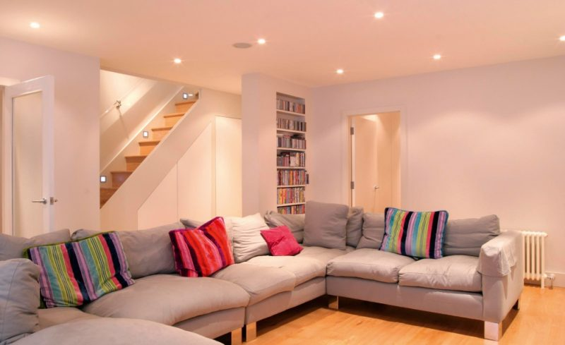 8 Most Inspiring Basement Ceiling Ideas For Your Home Sweet Home